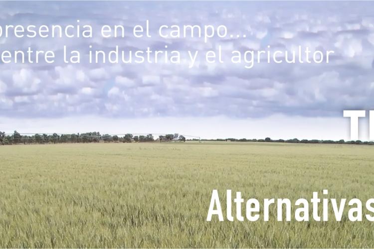Triticum-Agro en Agraria 2017